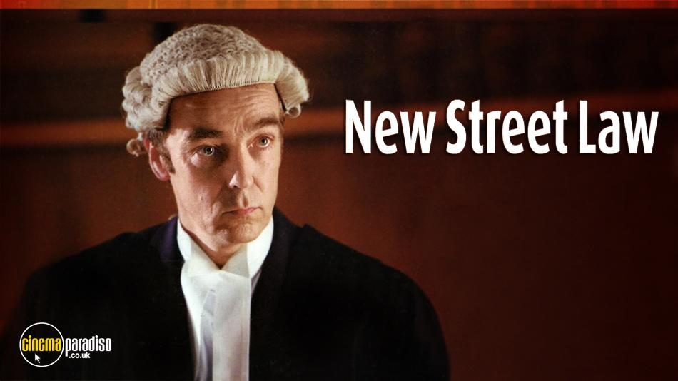 New Street Law online DVD rental
