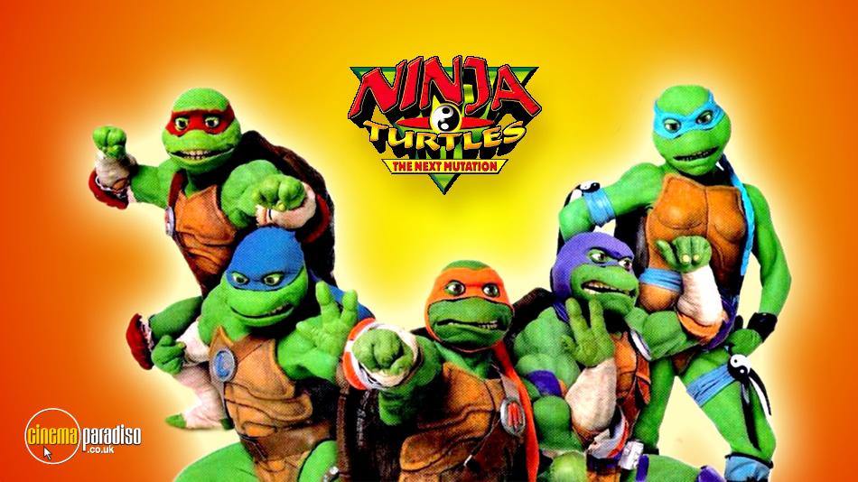 Ninja Turtles online DVD rental