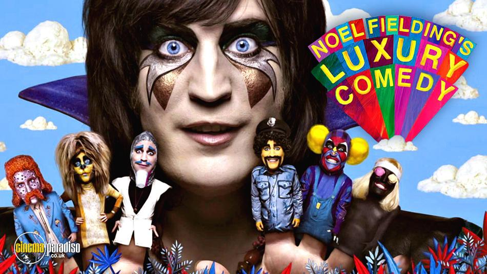 Noel Fielding's Luxury Comedy online DVD rental