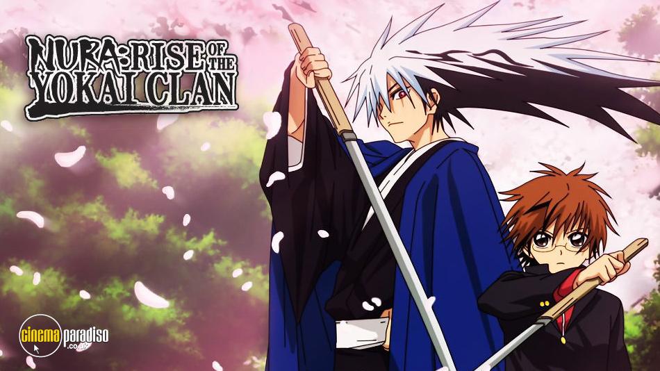 Nura: Rise of the Yokai Clan online DVD rental