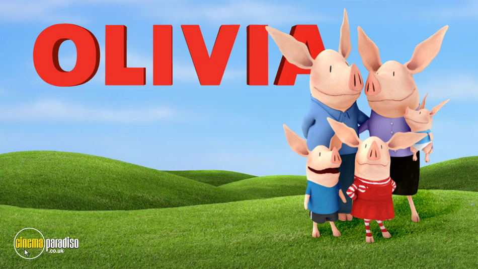 Olivia online DVD rental