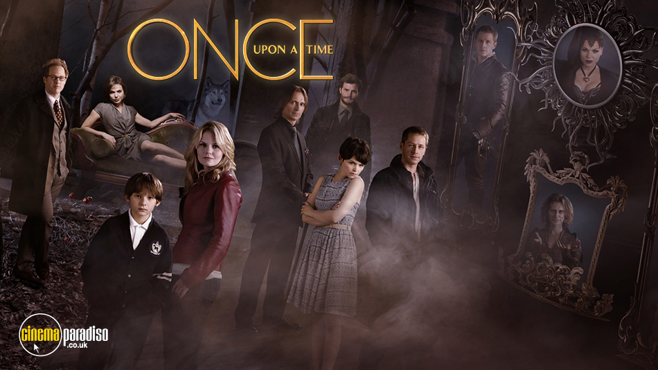 Once Upon a Time online DVD rental