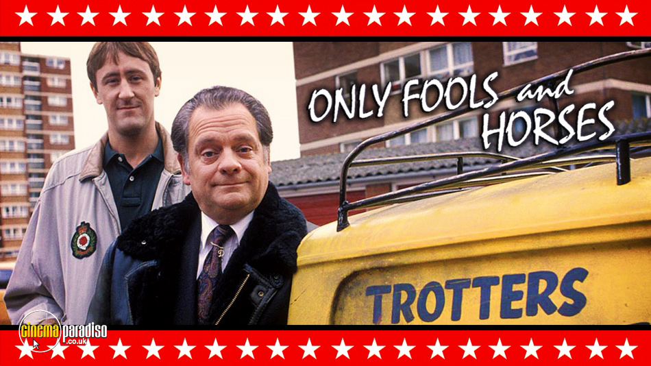 Only Fools and Horses All the Best online DVD rental