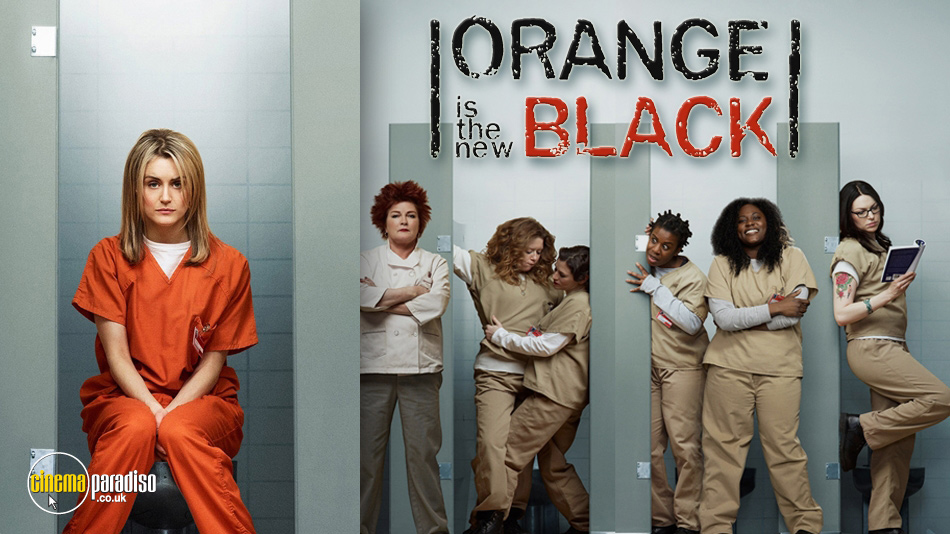 Orange Is the New Black online DVD rental