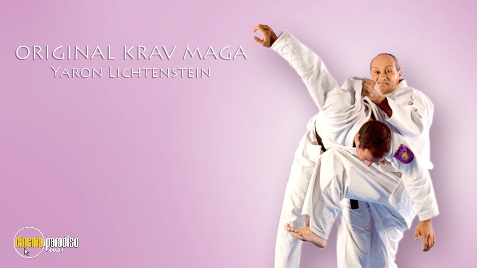 Original Krav Maga: Programa De Cinturon Azul online DVD rental