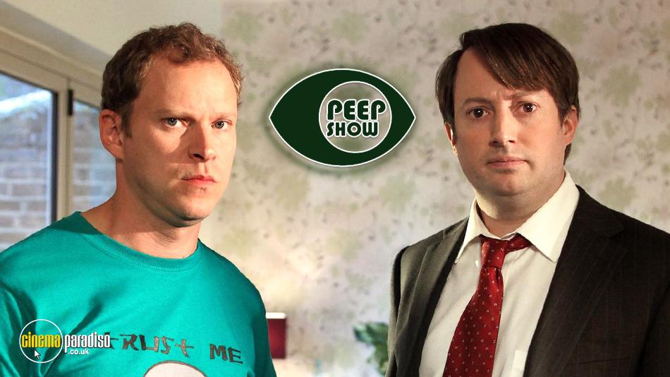 Peep Show online DVD rental