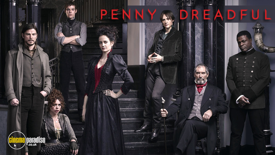 Penny Dreadful online DVD rental