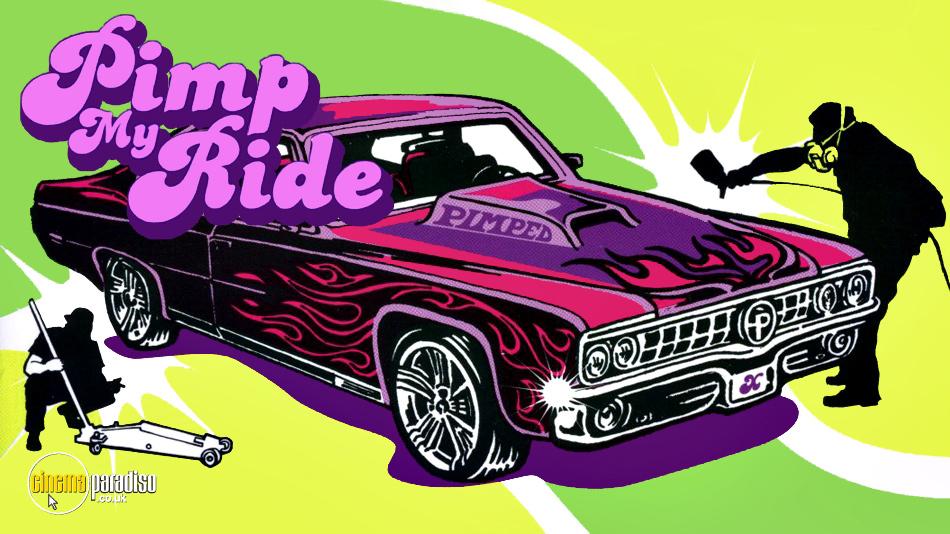Pimp My Ride online DVD rental