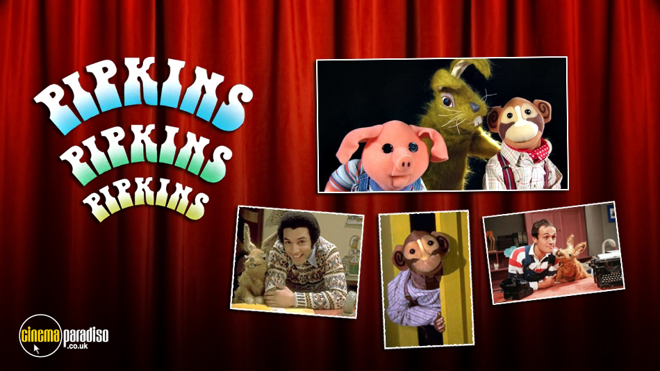 Pipkins (aka Inigo Pipkin) online DVD rental