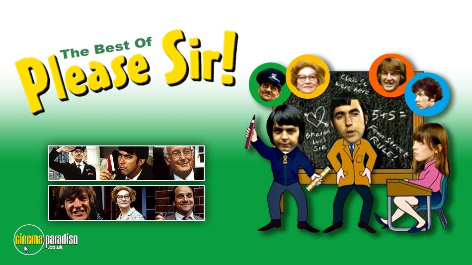 Please Sir!: The Best of Please Sir! online DVD rental