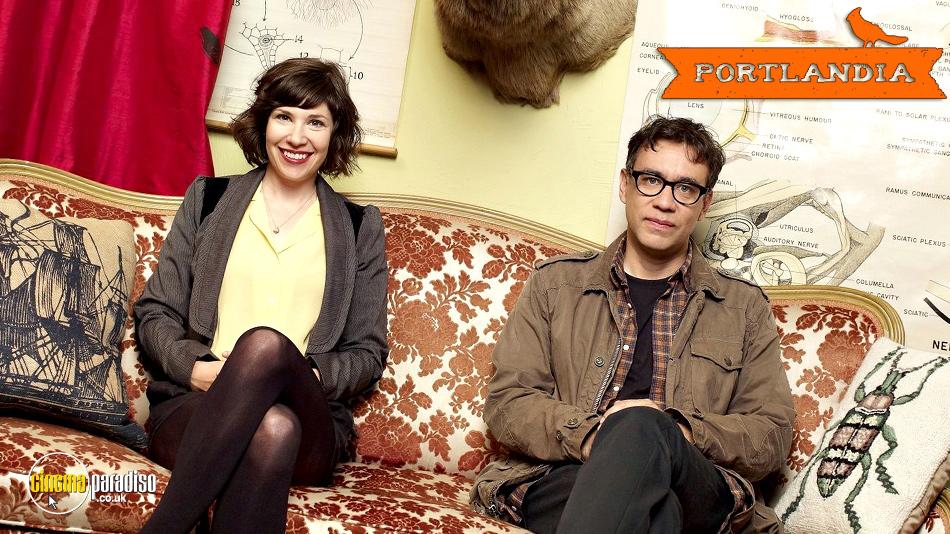Portlandia online DVD rental