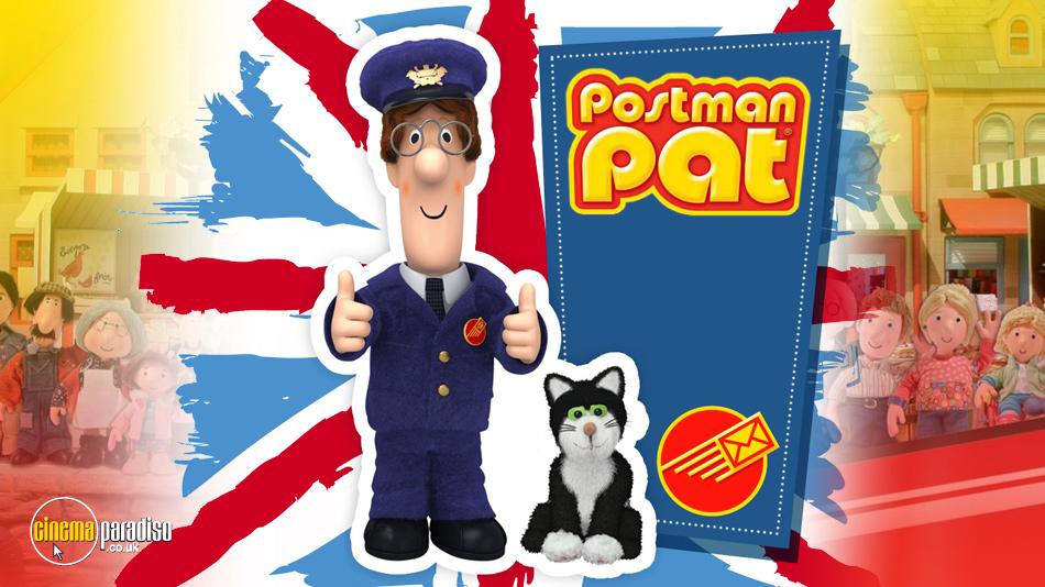 Postman Pat online DVD rental
