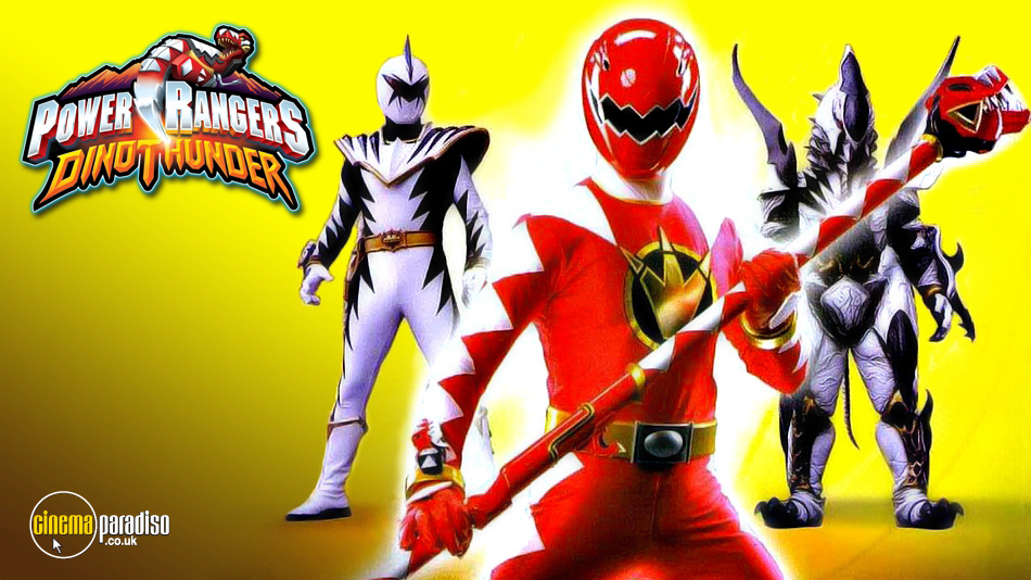 Power Rangers: Dino Thunder online DVD rental