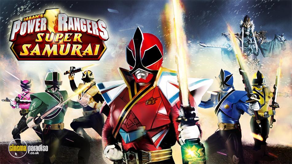 Power Rangers Super Samurai (aka Power Rangers Samurai) online DVD rental