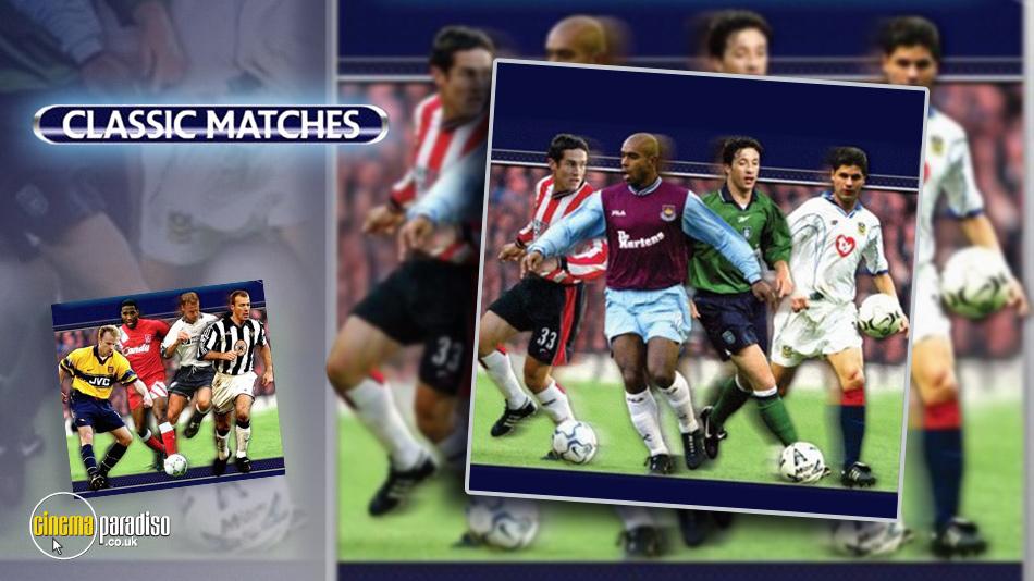 Premier League Classic Matches: Volumes online DVD rental