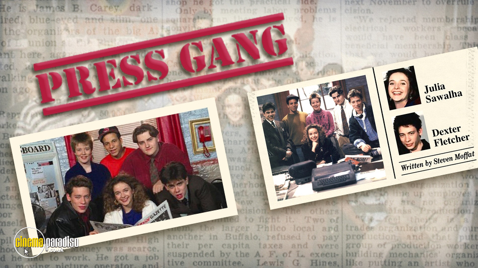 Press Gang online DVD rental