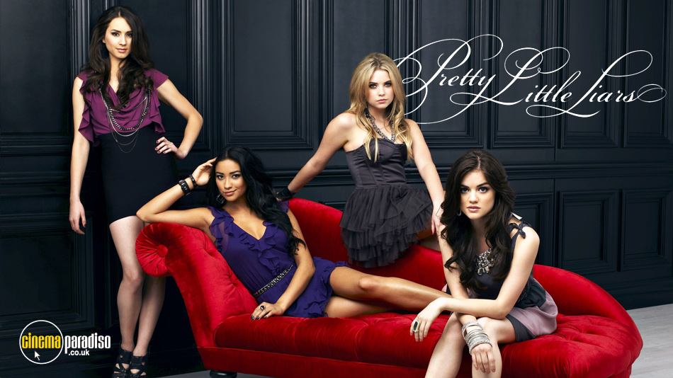Pretty Little Liars online DVD rental
