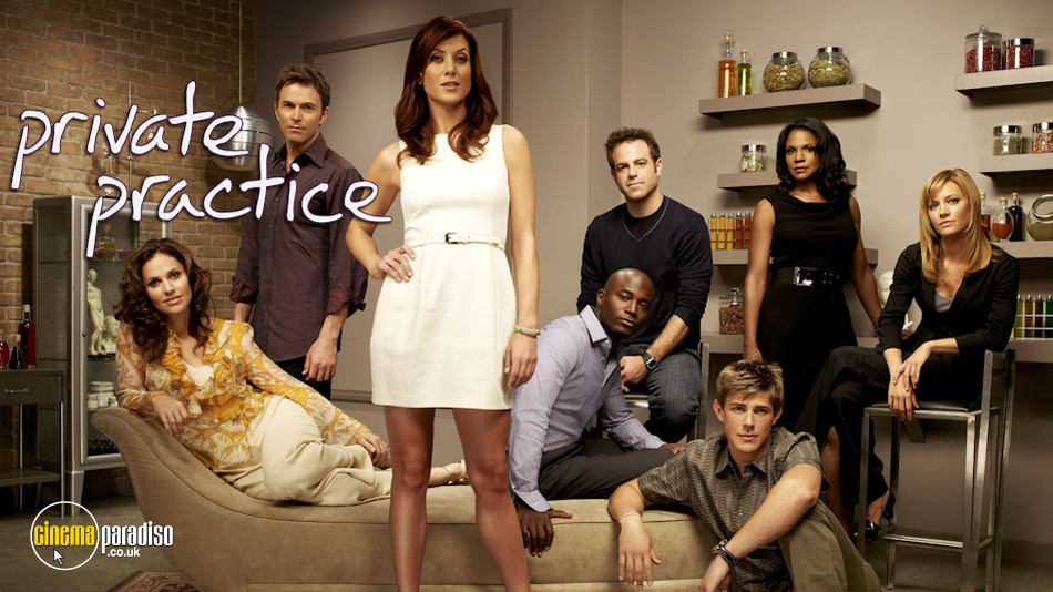 Private Practice online DVD rental