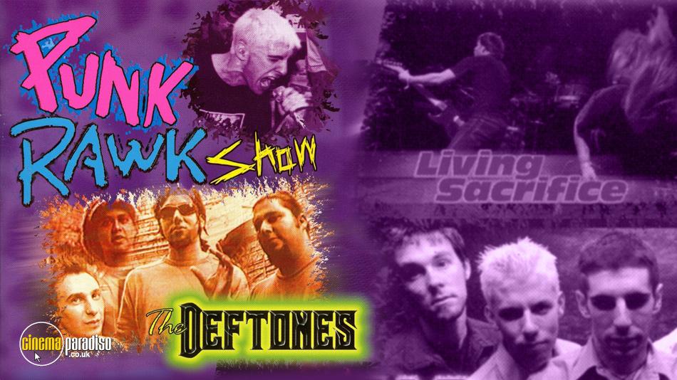 Punk Rawk Show online DVD rental