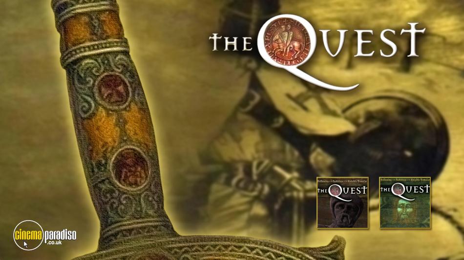 Quest Knights online DVD rental