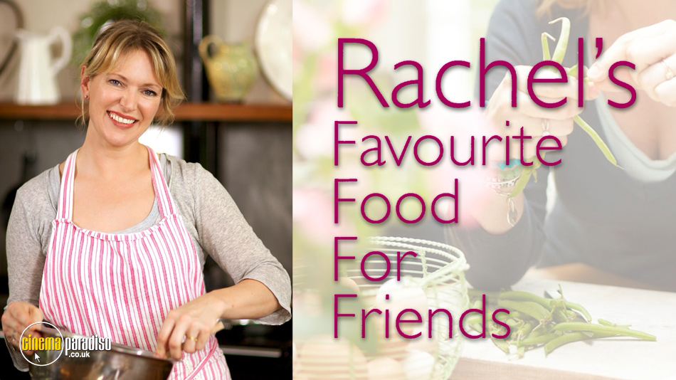 Rachel's Favourite Food online DVD rental