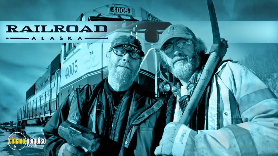 Railroad Alaska online DVD rental
