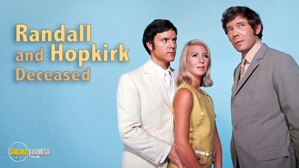 Randall and Hopkirk Deceased (aka My Partner the Ghost) online DVD rental