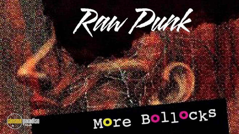 Raw Punk online DVD rental