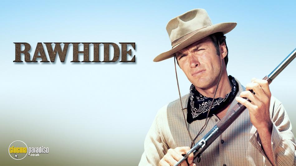 Rawhide online DVD rental