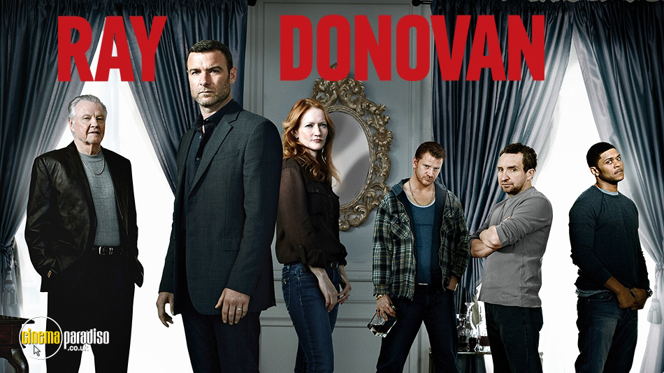 Ray Donovan online DVD rental