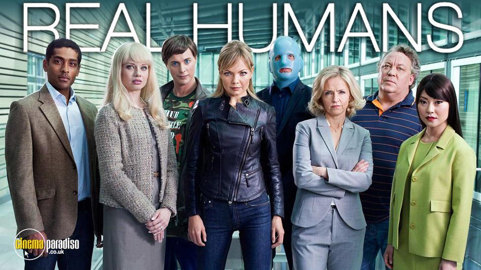 Real Humans (aka Äkta människor) online DVD rental