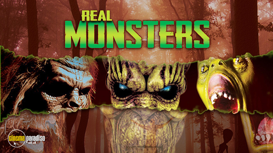 Real Monsters online DVD rental