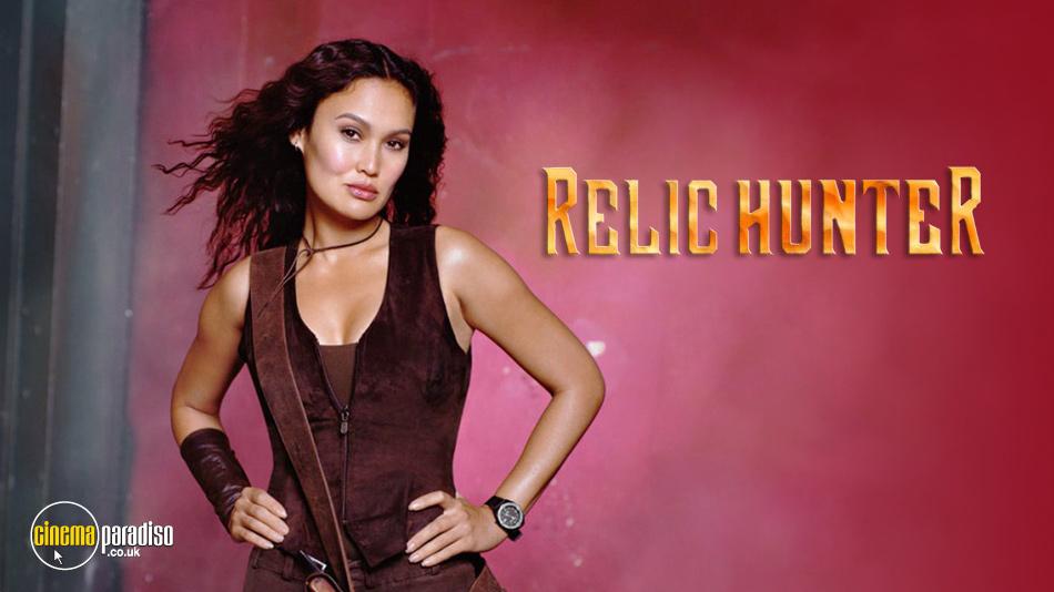 Relic Hunter online DVD rental