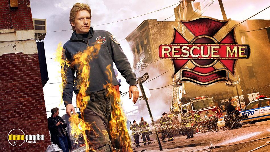 Rescue Me online DVD rental