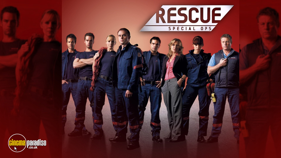Rescue Special Ops online DVD rental