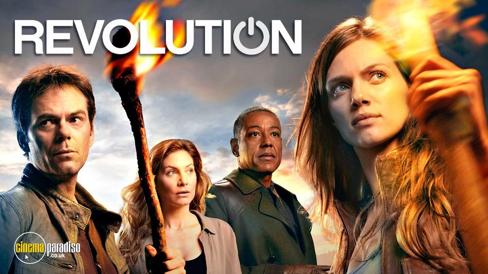 Revolution Series online DVD rental
