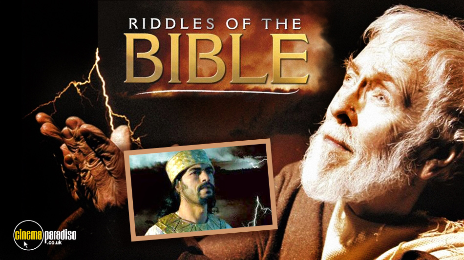 Riddles of the Bible online DVD rental