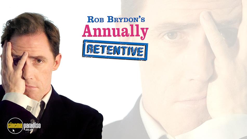 Rob Brydon's Annually Retentive online DVD rental