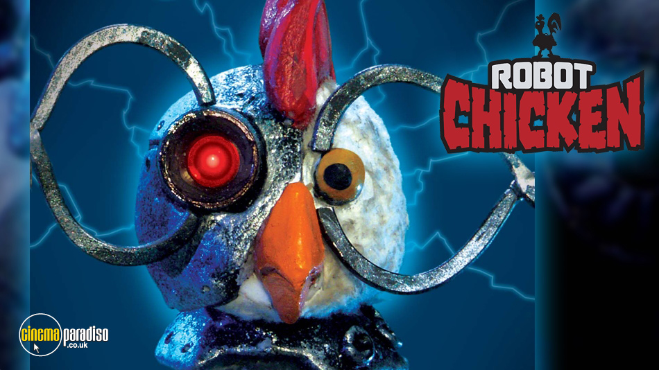Robot Chicken online DVD rental