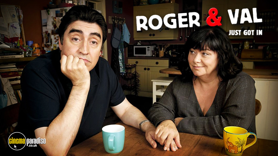 Roger and Val Have Just Got In online DVD rental