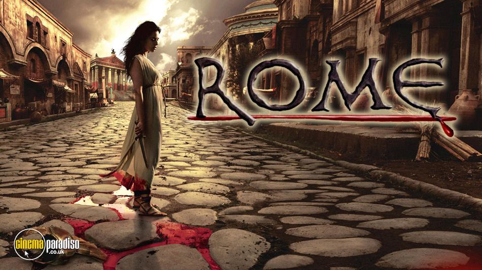 Rome online DVD rental
