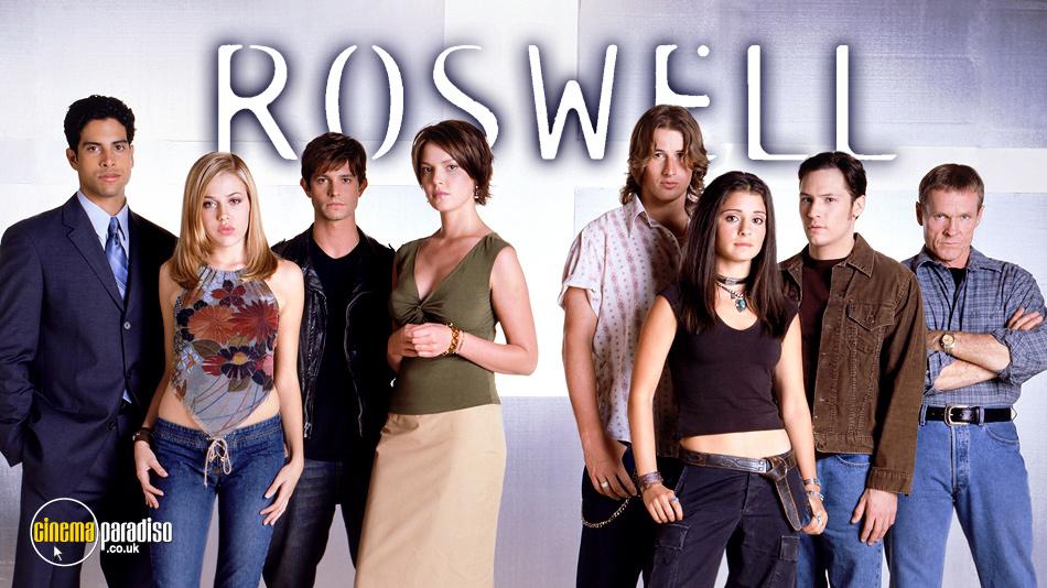 Roswell Series online DVD rental