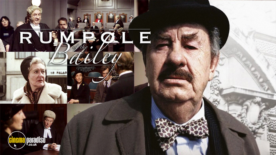 Rumpole of the Bailey online DVD rental