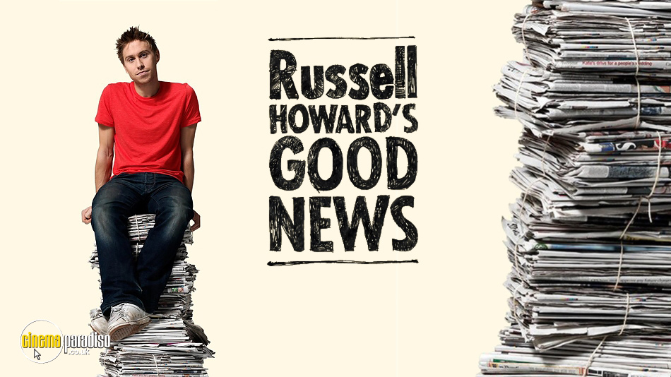 Russell Howard's Good News online DVD rental
