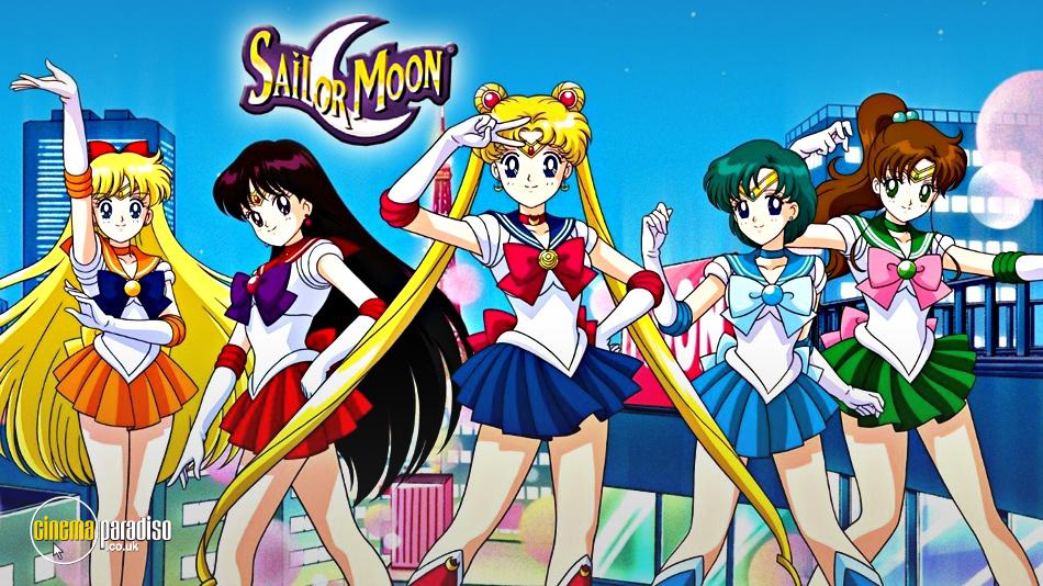 Sailor Moon (aka English Sailor Moon) online DVD rental