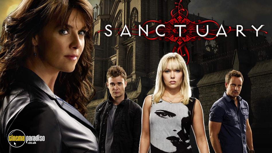 Sanctuary online DVD rental