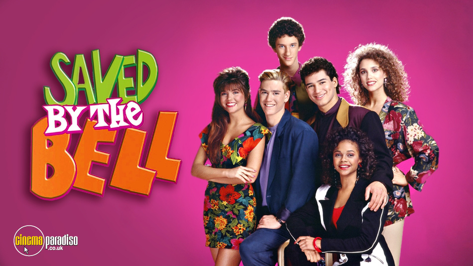 Saved by the Bell online DVD rental