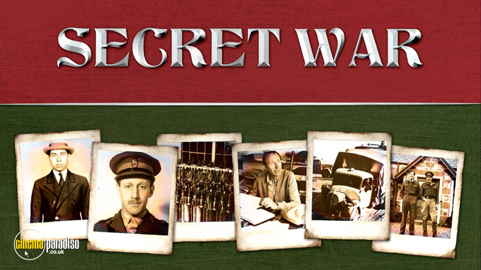 Secret War online DVD rental