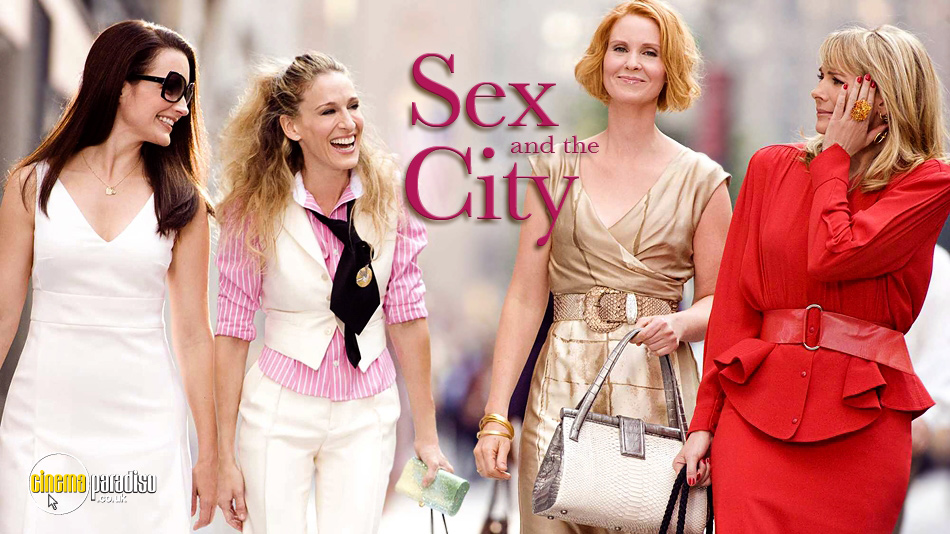 Sex and the City online DVD rental
