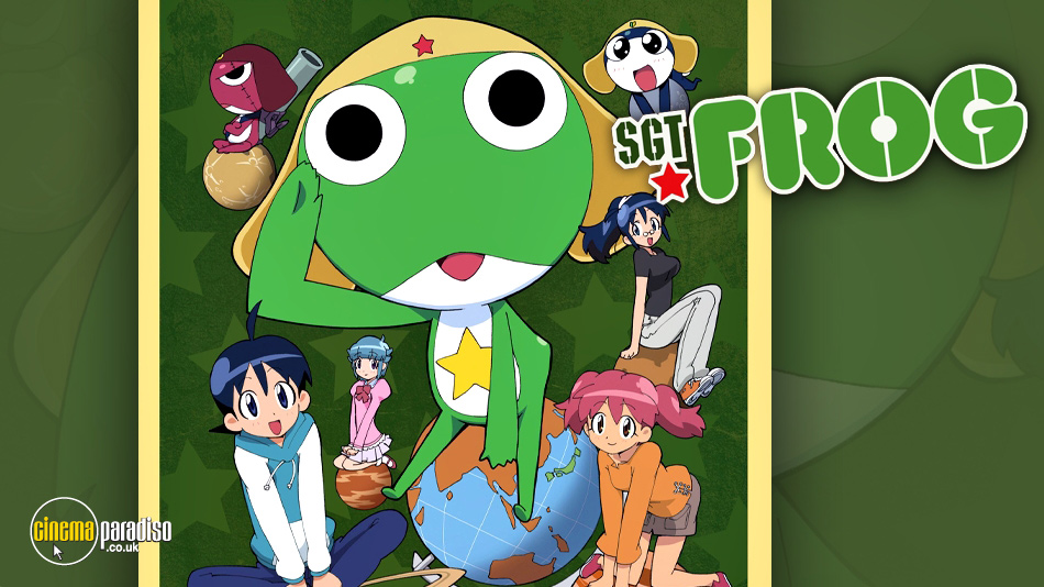 Sgt. Frog (aka Keroro gunsô) online DVD rental
